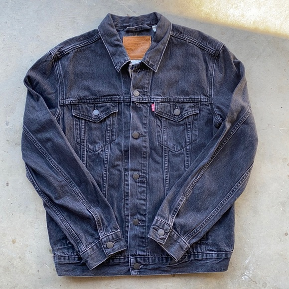 Levi's Denim Trucker Men's Jacket